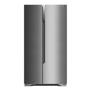 Hisense H730SS 562L Side By Side Refrigerator - Stainless Steel