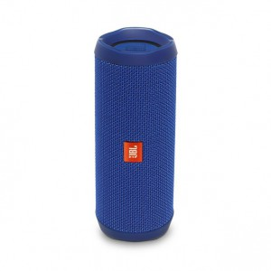 JBL Flip 4 Portable Bluetooth Speaker - Blue