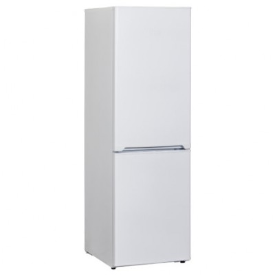 KIC KBF525/1 WH 239L Bottom Freezer Combi Fridge