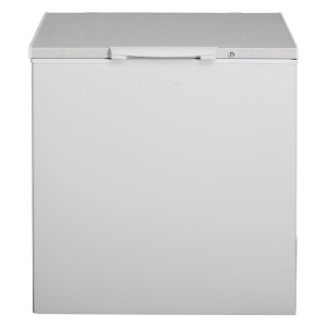 KIC KCG210 210L Chest Freezer - White