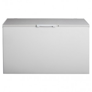 KIC KCG450/1 450L Chest Freezer - White