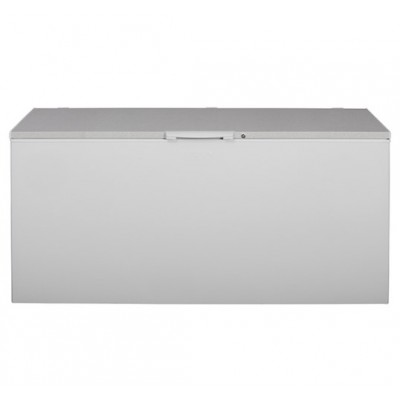 KIC KCG570 570L Chest Freezer - White