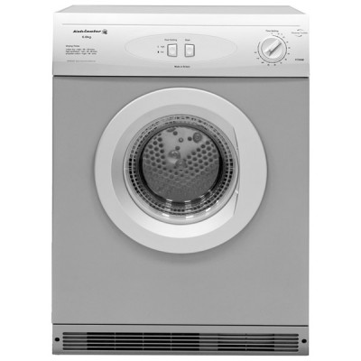 Kelvinator KTD600M 6KG Tumble Dryer - Metallic