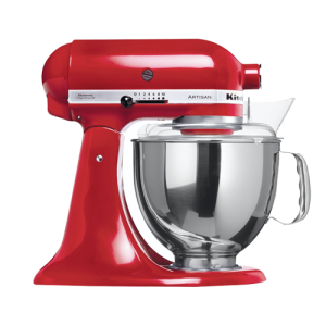 KitchenAid Artisan Stand Mixer - Candy Apple Red