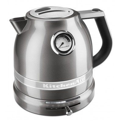 KitchenAid Pro Line 1.5L Kettle - Medallion Silver