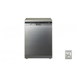 LG D144LF 14 Place TrueSteam & Inverter Direct Drive Dishwasher