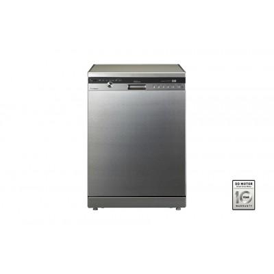 LG D144LF 14 Place TrueSteam & Inverter Direct Drive Dishwasher