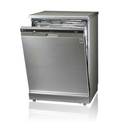 LG D1464CF 14 Place True Steam Dishwasher
