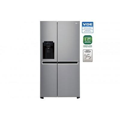LG GC-L247SLUV 601L Side by Side Water & Ice Dispenser Refrigerator