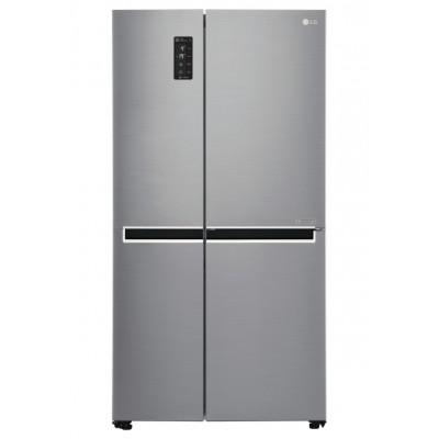 LG GC-M247SLUV 626L Mega Capacity Side-by-Side Refrigerator - Shiny Steel