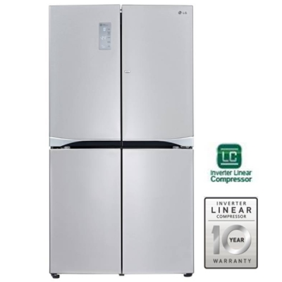 LG GR-M24FWCHL 608L Door In Door Fridge