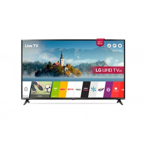 """LG 49UJ630V 49"""" 4K UHD TV"""