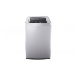 LG T8574TDDVH 8.5kg Top Loader Turbo Drum Washing Machine - Silver (Online Exclusive)
