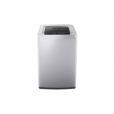 LG T8574TDDVH 8.5kg Top Loader Turbo Drum Washing Machine - Silver