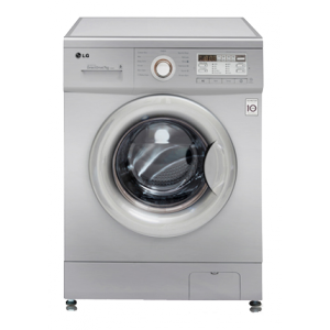 weight of lg front loading washing machine