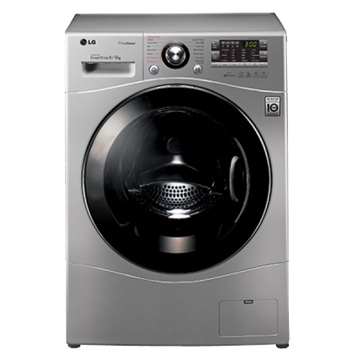 LG F14A8RDS25 9KG Washer Dryer Combo
