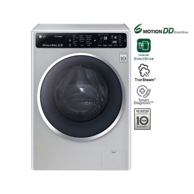 LG FH4U1JBSK4 10.5KG Front Load Washing Machine With LED Touch Panel