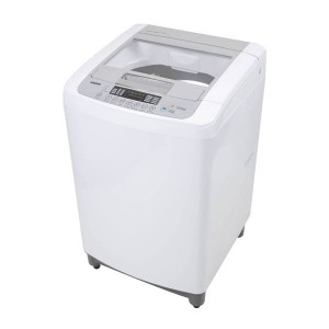 LG T1603TEFT 16KG Top Loader Washing Machine - White