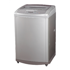 LG T1449TEFT1 14kg Top Loader Washing Machine - Silver
