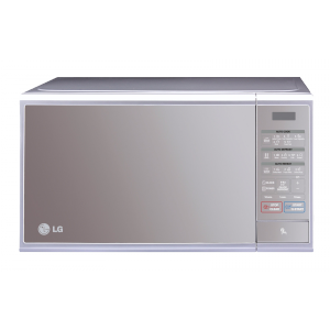 LG MS4440SR 44L Electronic Microwave - Mirror