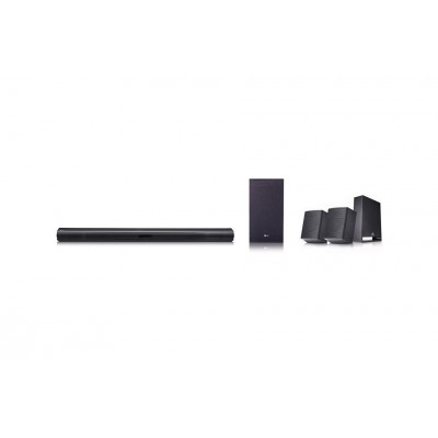 LG SJ4R 420W Sound Bar with Auto Sound Engine