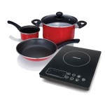 Mellerware 2000W Capri Induction Set with LED Display