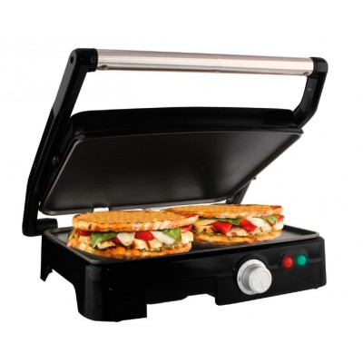 Mellerware 2000W Vittoria Panini Grill Sandwich Press