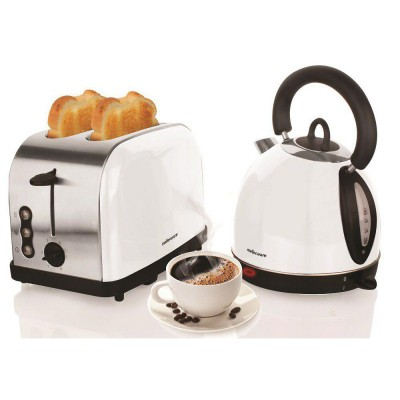 Mellerware 46041/A Chiffon Stainless Steel Breakfast Pack