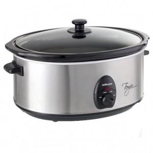 Mellerware Tempo Supreme 6.5L Slow Cooker