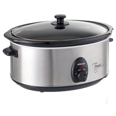 Mellerware Tempo Supreme 6.5L Slow Cooker