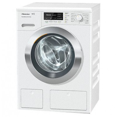 Miele 8KG Front-loading washing machine with PowerWash 2.0 and TwinDos