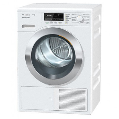Miele 8KG Heat-pump tumble dryer with FragranceDos and SteamFinish