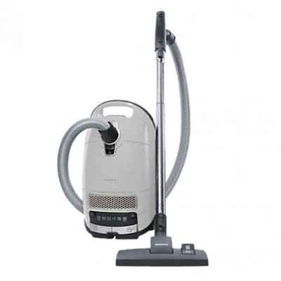 Miele SGDA0 C3 Comfort Edition Power Line Cylinder Vacuum Cleaner - Diamond Grey