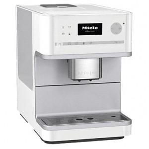 Miele CM6110 Countertop Coffee Machine - White