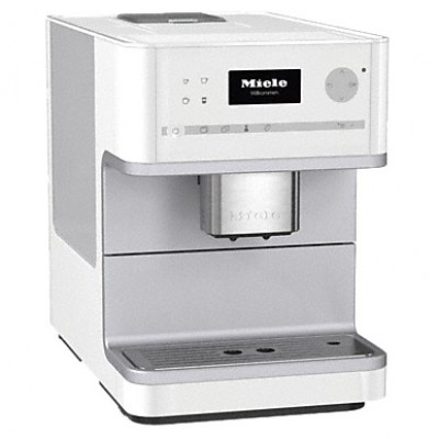 Miele CM6110 Countertop Coffee Machine - White