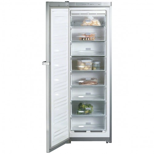 miele fn12827s edt cs side by side freezer cleansteel door. Black Bedroom Furniture Sets. Home Design Ideas