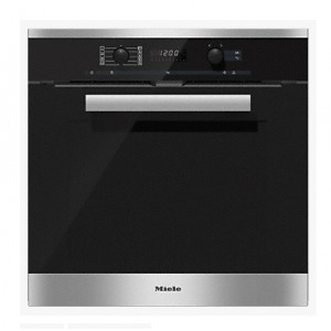 Miele Oven with electronic clock and Moisture Plus