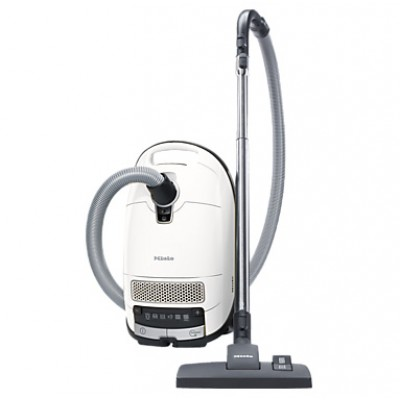 Miele SGFA0 Complete C3 Allergy Power Line Cylinder Vacuum Cleaner - Lotus White