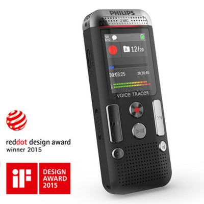 Philips DVT2500 4GB Digital Voice Recorder
