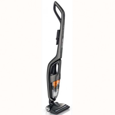 Philips - FC6168/01 Stick 2-In-2 Lithium Cordless Dry Vacuum Cleaner
