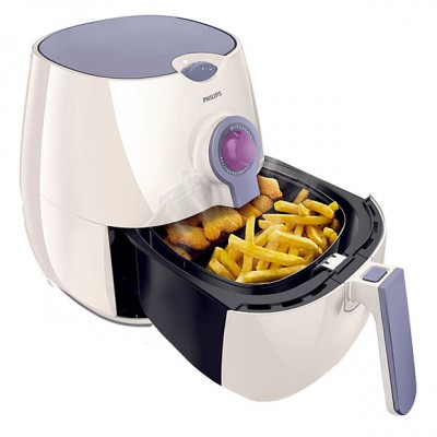 Philips Viva Collection Airfryer - White