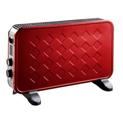 Russell Hobbs Convector Heater - Red