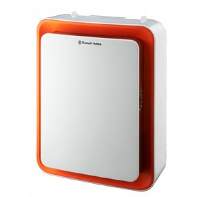 Russell Hobbs Milano Fan Heater - Orange
