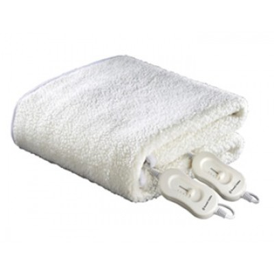 Russell Hobbs RHDEB Double Fitted Fleecy Electric Blanket