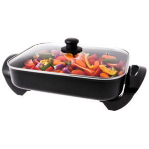 Russell Hobbs RHFP910 Die-Cast Casserole Electric Frying Pan