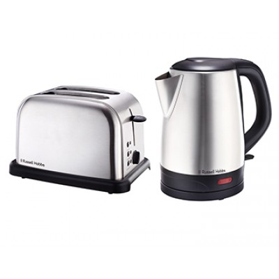 Russell Hobbs Stainless Steel Breakfast Pack