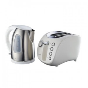 Russell Hobbs White Breakfast Pack - RHBW02