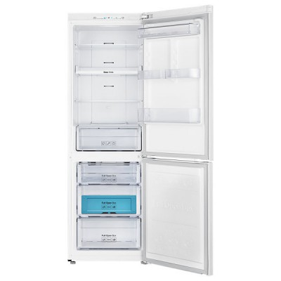 Samsung RB31HSR3WW 400L Frost Free & Multi Flow Bottom Freezer Refrigerator