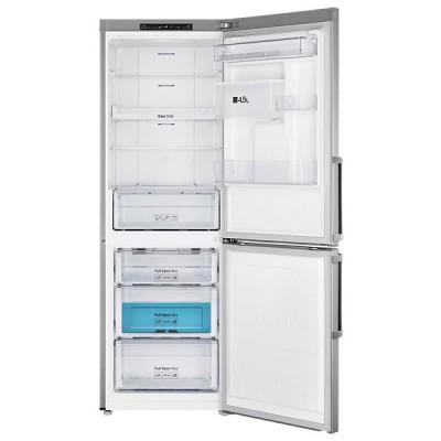 Samsung RB31HWJ3DSA 400L Frost Free Bottom Freezer Refrigerator - Metal Graphite