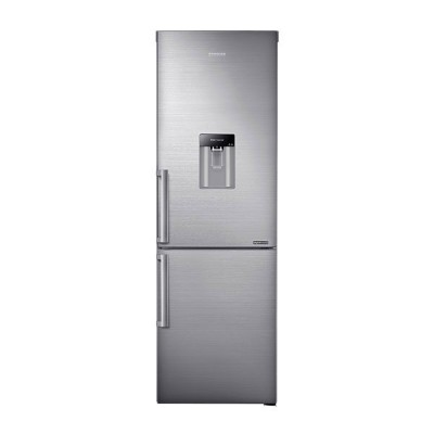 Samsung RB31HWJ3DSS 400L Frost Free Bottom Freezer Refrigerator - Inox Stainless